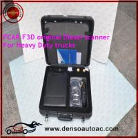 Quality 2015 New Arrivals Fcar F3-D Original Scanner with full set cables For Heavy Duty support Multi-language Fast Shipping wholesale