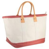 Quality Coral XL Womens Beach Bag Tote Utility Luxury Sandless Structured Sturdy wholesale