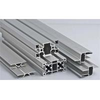 Quality Customized Aluminum Alloy Profile High Formability For Windows / Door wholesale