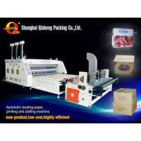 China Automatic paper feeder Printing and Die-cutting Machine on sale