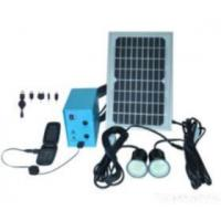 Quality Solar Led Bulbs Lighting System For House With Mobile Recharge wholesale