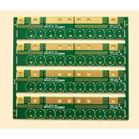 China FR4 1.6mm 4 Layer,8 Layer gold plating pcb board Immersion Gold PCB on sale