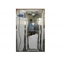 Quality Automatic Stainless Steel Air Shower Tunnel KEL-AS1400P Series For One Personal wholesale