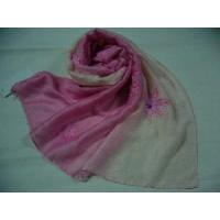 Quality Hand Painted Bamboo Cotton Scarf (HP-102) wholesale