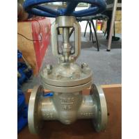 Quality API DIN GOST Standard Cast Steel A216 WCB Rising Stem Bolted Bonnet Stellite Trim Flexible Wedge Flanged Gate Valve wholesale