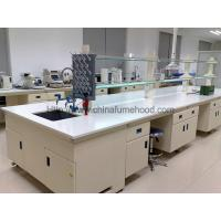 Quality Lab Instrument Table With Reagent Rack For Healthcare Industry wholesale