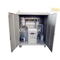 China Single Stage Vacuum Transformer Oil Filtration Unit Series ZY-W-30(1800LPH) on sale