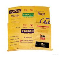 Quality Antistatic Damp-proof 60 - 250gsm chemical cement paper bags with good air ventilation wholesale