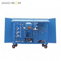 Quality High Efficiency Transformer Oil Purifier For Electric Equipment Remove Impurities wholesale