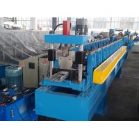 Quality 14 stations Cold Roll Forming Machine for upright structure lock type wholesale