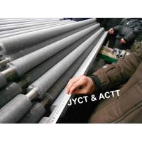 Quality Copper Nickel / Aluminum Extruded Finned Tube For Heat Exchanger Condenser wholesale