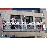 Quality 630kg 100m ZLP630 Type Powered Access Platforms Red Yellow Blue wholesale