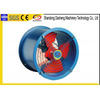 Buy cheap Large Flow Hot Air Axial Ventilation Fan High Temperature Fire Smoke Exhaust from wholesalers