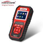 Quality 0.77W 1W Live Data Scanner Diagnostic Tool Konnwei Kw850 BMW Mercedes Toyota Honda Ford Obd2 wholesale