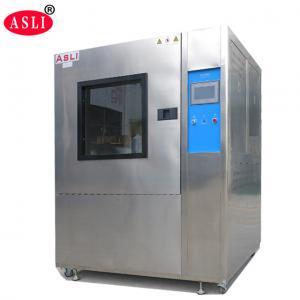 China Automatic Rain Spray Simulation Environmental Test Chamber AC 220V AC 380V on sale