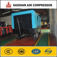 Quality Rotary Screw Air Compressor LGCY-22/8 Diesel Power Mobile Air Compressor wholesale