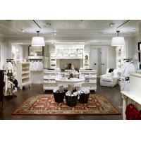 Quality Baby Store Fixtures / Retail Store Furniture Fixtures Healthy Wood Material wholesale
