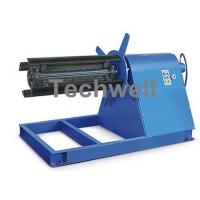Quality 6.3Mpa Cold Roll Forming Machine , Automatical Hydraulic Decoiler With 0-15m/min Forming Speed wholesale