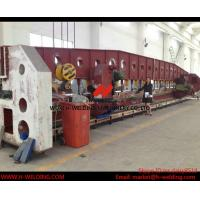 Buy cheap 6M Single Head Edge Milling Machine / Beveling Machinery High Efficiency from wholesalers