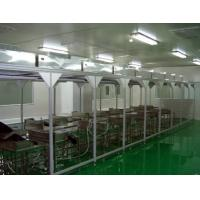 China Thermal Insulation Laminar Flow Booth on sale