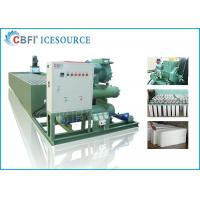 Quality Customized Voltage Ice Block Machine With Germany Bitzer Compressor wholesale