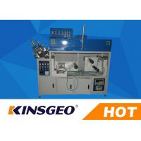 Quality 5KW Hot Melt Lamination Machine With Water Based Lab Coating And Comma Scraper wholesale