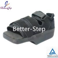 Quality Canvas Medical Surgical Post Op Shoe with Orthowedge,lightweight,breathable and convenient wholesale
