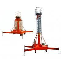 Quality Anti Rotating Hydraulic Work Platform GTTY - 18B Safety / Steady For Business Hall wholesale