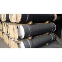 Quality Good Electrical Conductivity Graphite Electr Low Ash Materials Compact Structure wholesale