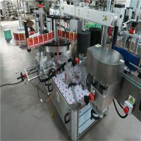 Quality Sticky Automatic Sticker Labeling Machine , Auto Labeler Machine For Bevarage / Drinks wholesale