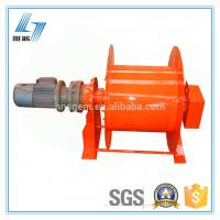Cheap Electric Motor Cable Reel Drum for sale