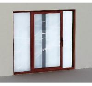 China Aluminum Sliding Glass Door on sale