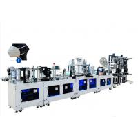 Quality CE Standard N95 Mask Making Machine 9750*3500*2000mm Smooth Operation wholesale