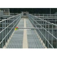 Quality Walkway Compound Steel Grating Carbon Steel Strong Load - Bearing Capacity wholesale
