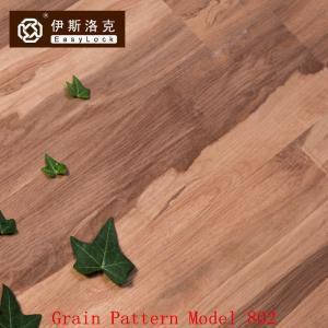 Cheap 3W Avoid Glue/Interlocking/Environmental Protection/Home DecK/Wood Grain PVC for sale
