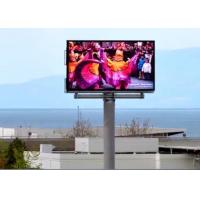 Quality Business Front Access P10 Large led billboard signs environment friendly wholesale