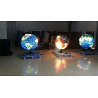 Quality Indoor Rental Full Color Curved Led Display Ball for Video , Picture wholesale