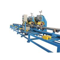 Quality Three large pipe (rod) Automatic Polishing Machine for large tube type metal polishing wholesale
