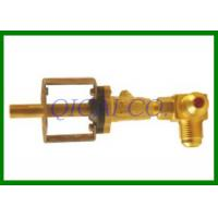 China Gas BBQ Grill Valves with NPT1 / 8  M6 × 0.75 Inlet Thread , Accept your design on sale