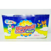 Quality Windmill Shape Hard Novelty Candy Toys With Multi Fruit Flavor wholesale