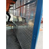 Cheap Motor Power 2x15kw Construction Lifts WIith Multiple Choice of Doors , for sale