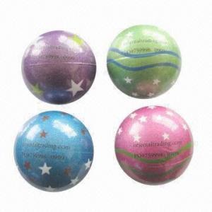 China Sponge rubber foam balls for kids on sale