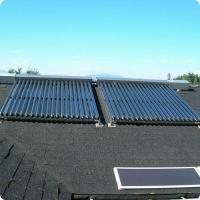 China solar powered water heater on sale