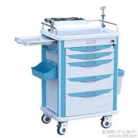Quality Hospital Stainless Steel Luxury Anesthesia Trolley Emergency Trolley/ First aid, anesthesia, daily care wholesale