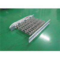 Quality Multi Function Electric Heat Strips Open Coil Heating Elements 18 Months Warranty wholesale