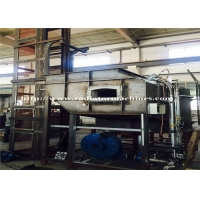 China compact  Fast Reverberatory 1T Brass Metal Casting Furnace on sale