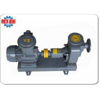 Quality Horizontal Self Priming Transfer Pump Stainless Steel Self Priming Centrifugal Pump wholesale