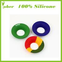 Quality 100% Silicone Custom Silicone Rubber Seal Ring Silicone Rubber O Ring wholesale