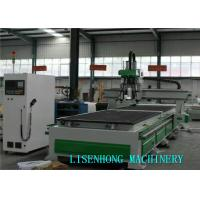 Quality Woodworking Engraving Machine , Wood Sculpting Machine For Density Board Plate wholesale