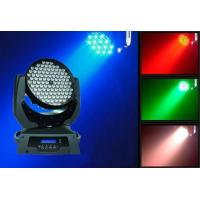 Quality Club LED 3Watt LED Moving Head Wash Light With Zoom Function wholesale